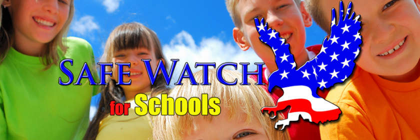 Safe Watch Schools Banner